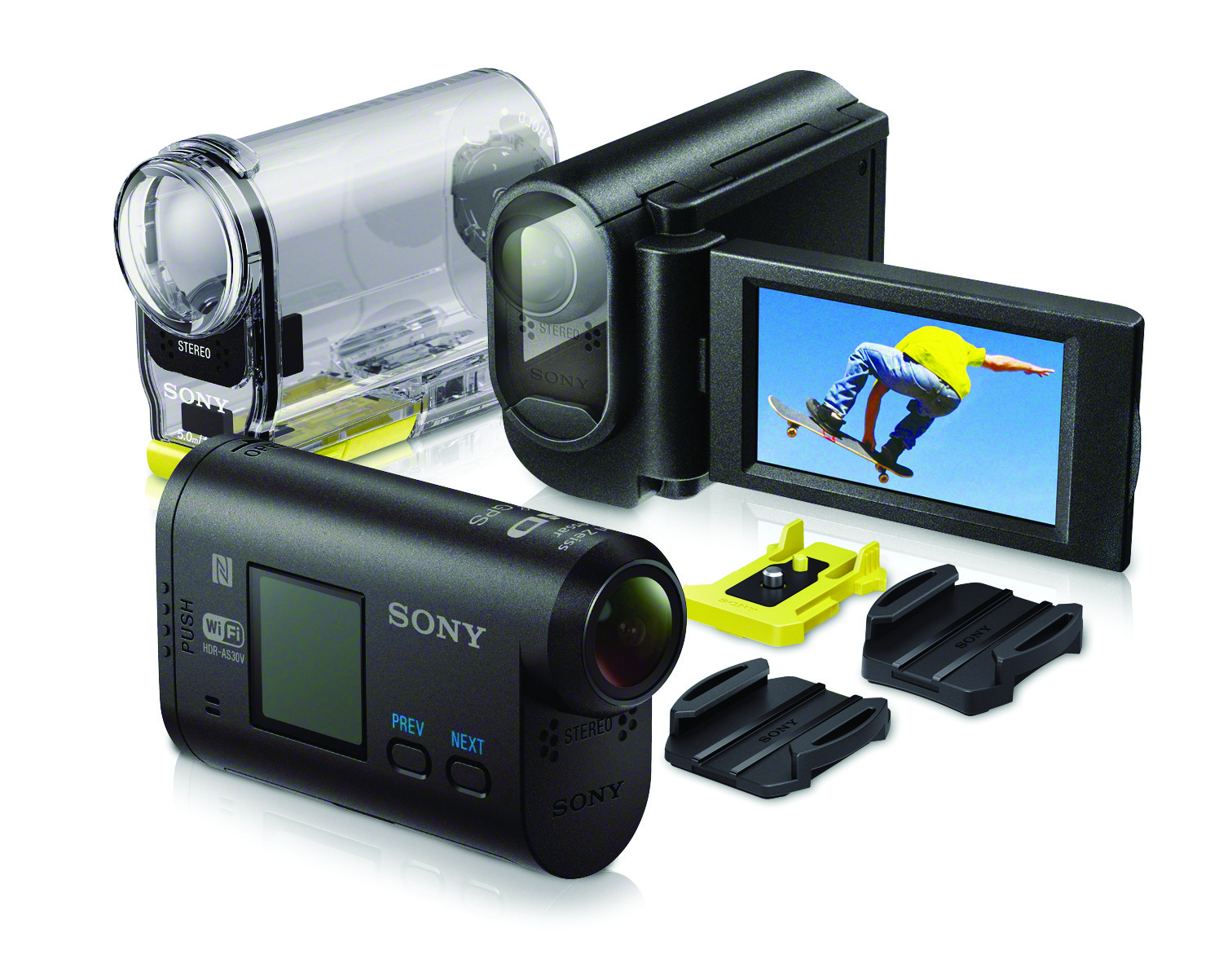 Camera Sony Action Cam Accessories sony action cam motive dvd cam