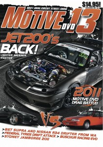 Motive DVD #13 front cover