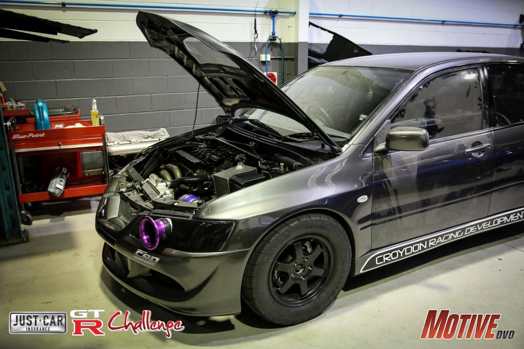 Croydon Racing Developments yet again bring sub 10-second cars |