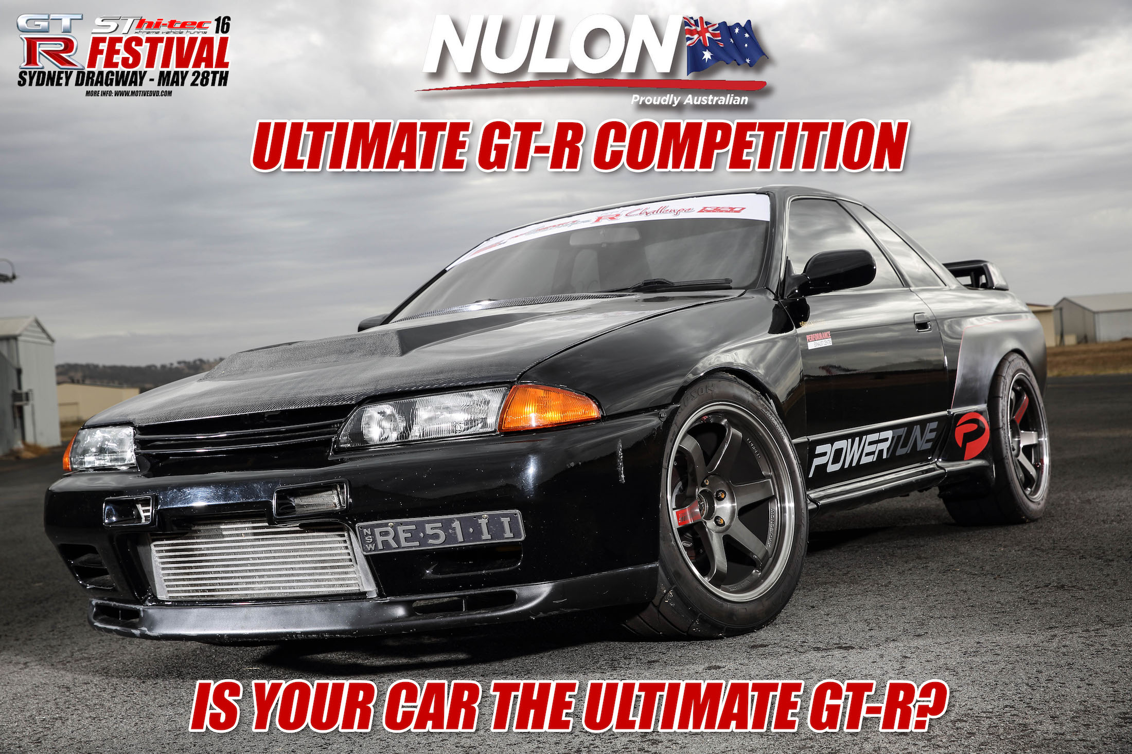 NULON OILS Ultimate GT-R Competition at GT-R Festival  |