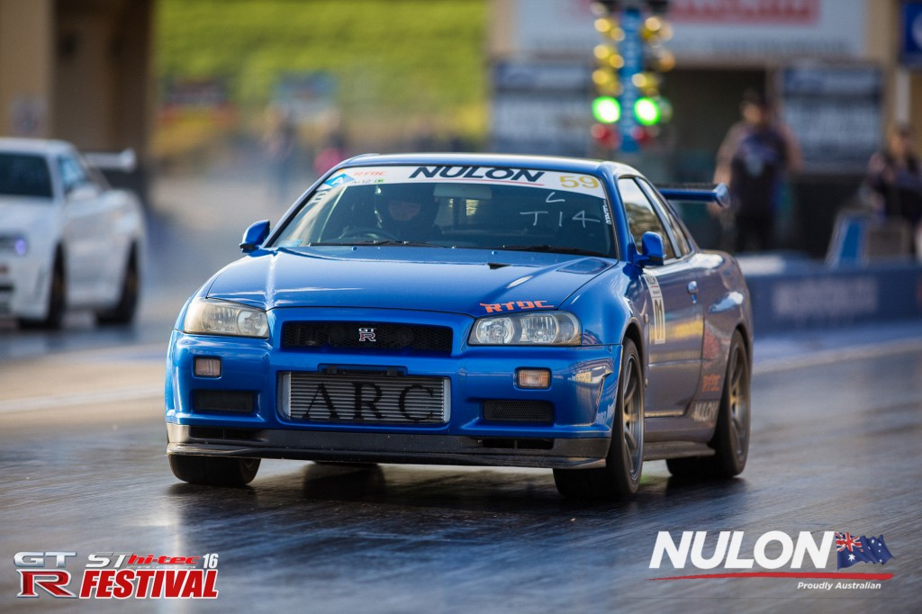 Nulon Oils Ultimate GT-R Competition |