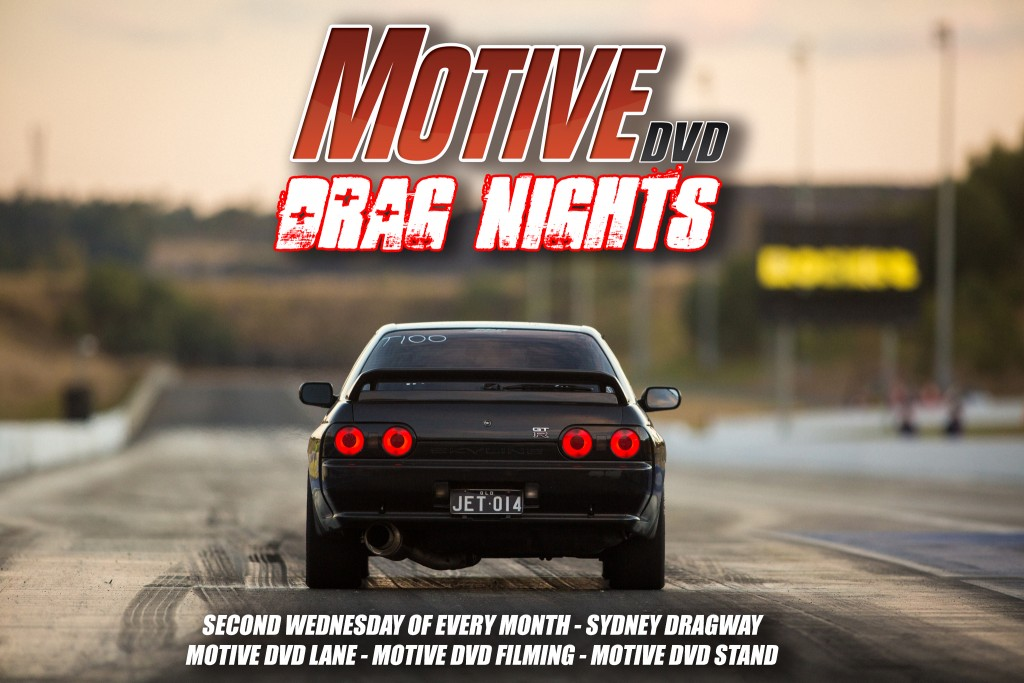 Motive DVD Drag Nights
