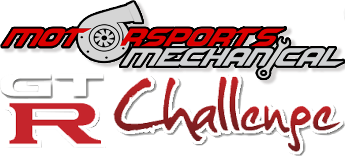 2017 GT-R Challenge Logo Stacked