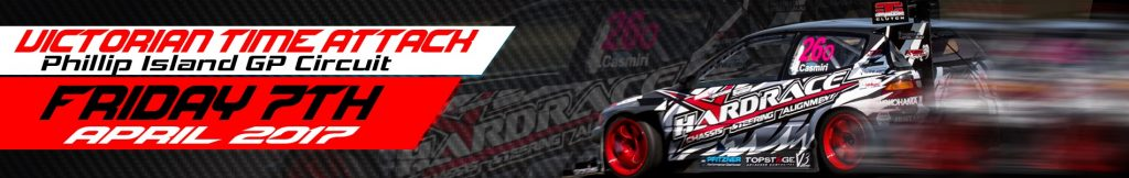 Vic Time Attack Banner 1
